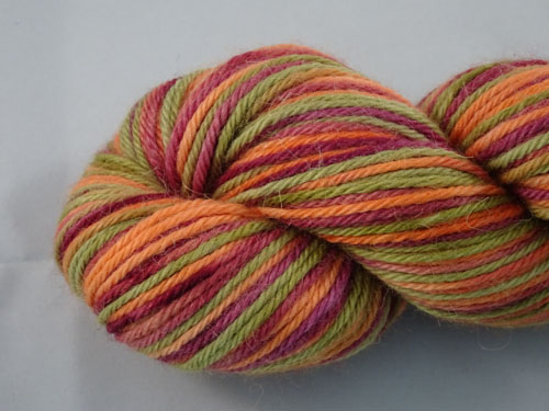 Autumn 8ply Alpaca Yarn