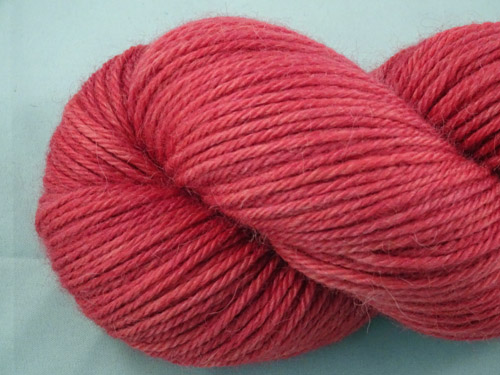Blush 8ply Alpaca Yarn