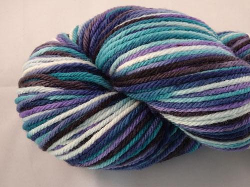 Caspian 8ply White Gum Wool