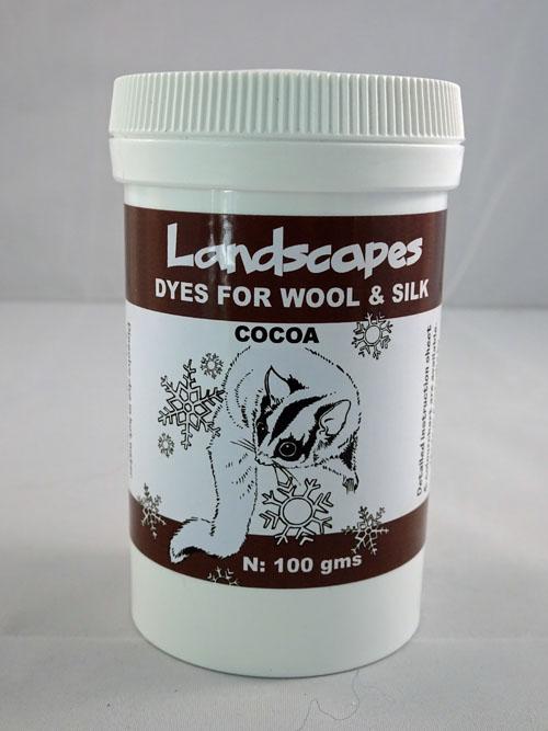 Cocoa Dye