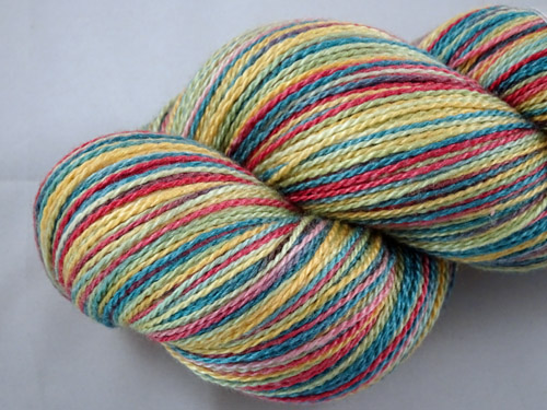 Dougal Merino/Silk Laceweight Yarn