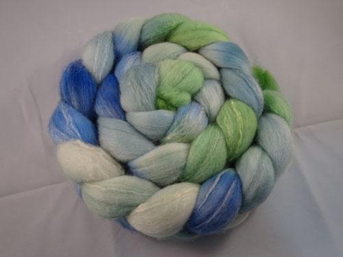 English Countryside Merino/Silk tops