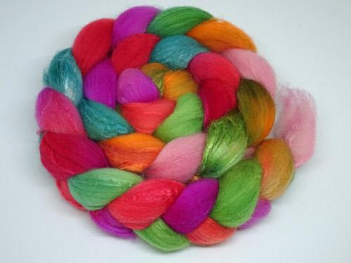 Florence Merino/Silk tops