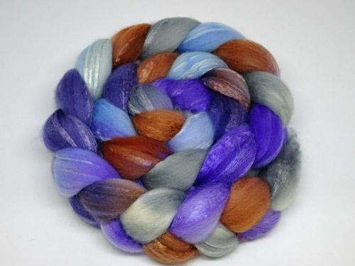 Frozen Merino/Silk tops