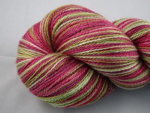 In Bloom Merino/Silk Laceweight Yarn