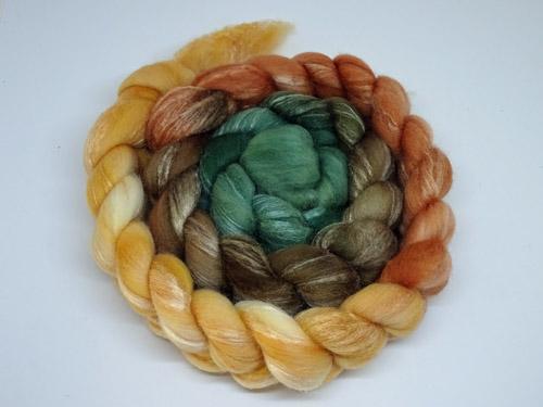 Jason Merino/Silk tops - Gradient