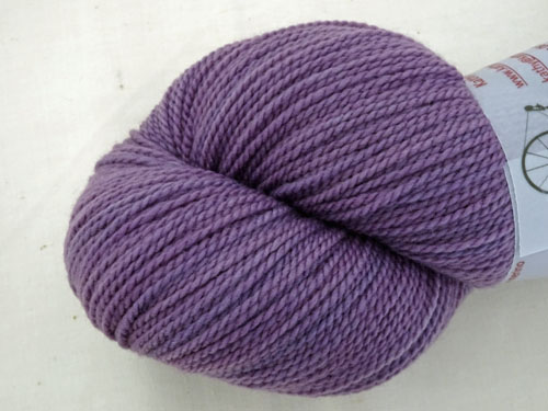 Just Purple WGW 4ply Merino Yarn