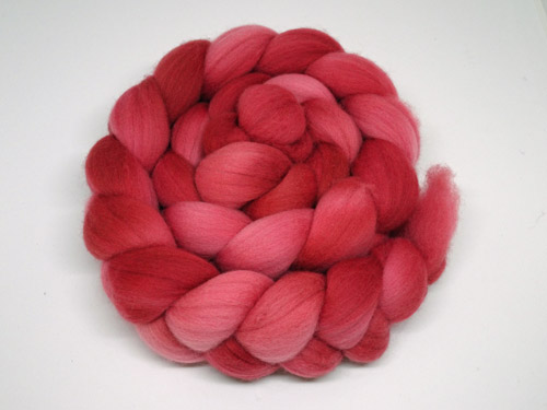 Semi Solid Merino Roving No 712