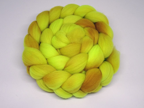 Semi Solid Merino Roving No 723