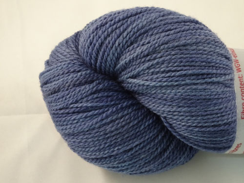 Navy WGW 4ply Merino/Nylon  Sock Yarn