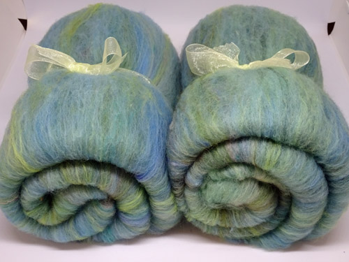 Oceanic Wool Batts