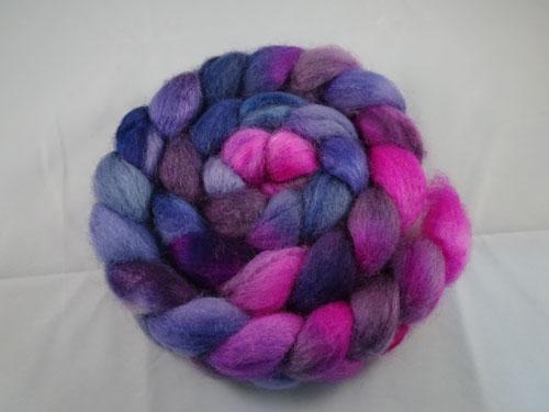 Persephone BFL/Silk tops