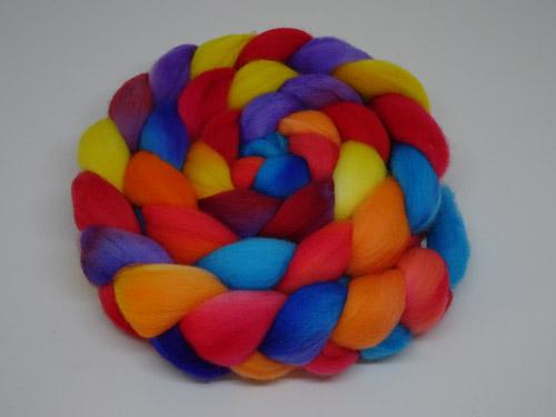 Rainbow Rose Wirreanda Polwarth Tops