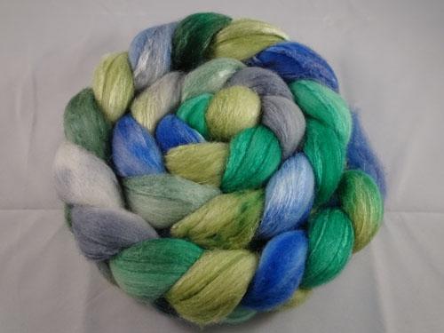 Regrowth Merino/Silk tops