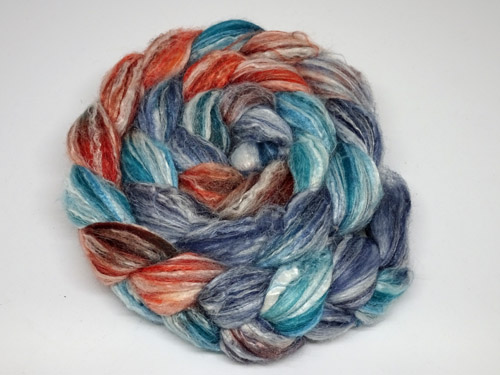 Rhonan Faux Cashmere/Silk/Pearl tops