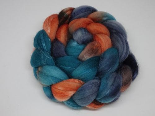 Rhonan Merino/Silk tops
