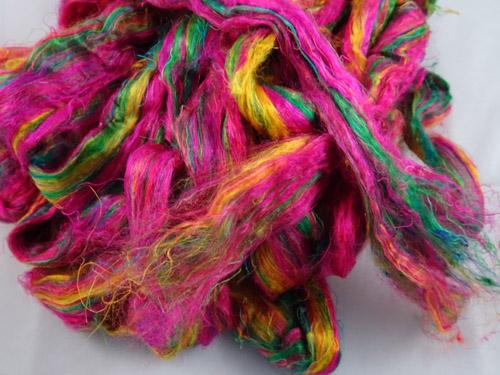 Sari Silk Roving - Rossii