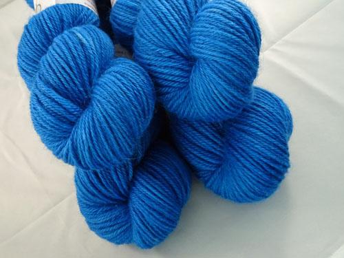 Sapphire 8ply Alpaca Yarn