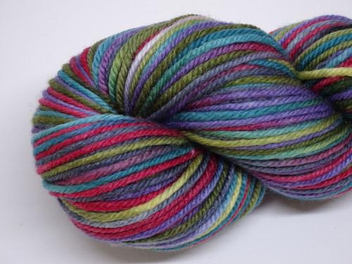 Sass 8ply Superwash Merino/Nylon Silk Yarn