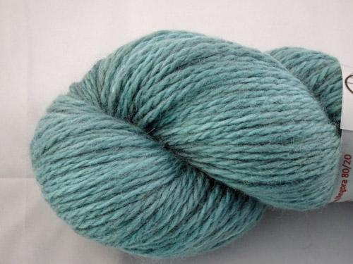 Soft Sage Merino/Angora 80/20 Light 10ply