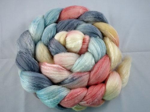 Tiffany Merino/Silk tops