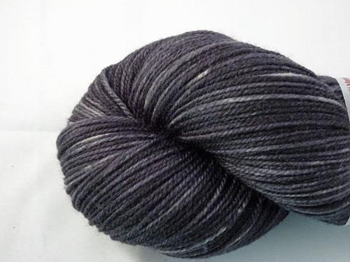 Varigated Black SW Merino/Nylon Sock Yarn