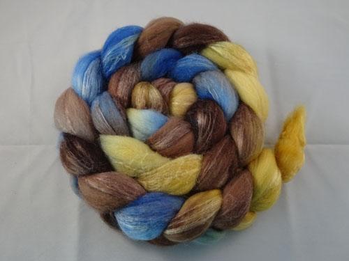 Wesley Merino/Silk tops
