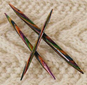 Knit Pro Symfonie Cable Needle set