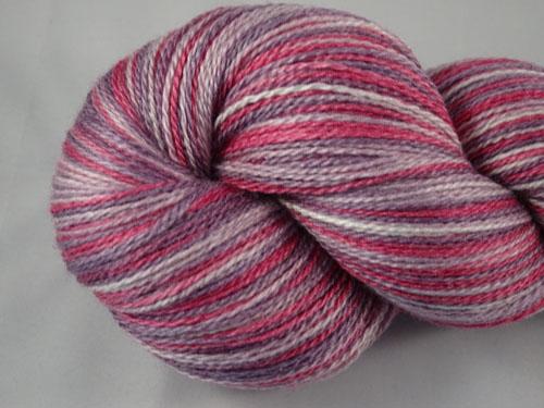 Berries Galore Merino/Silk Laceweight Yarn