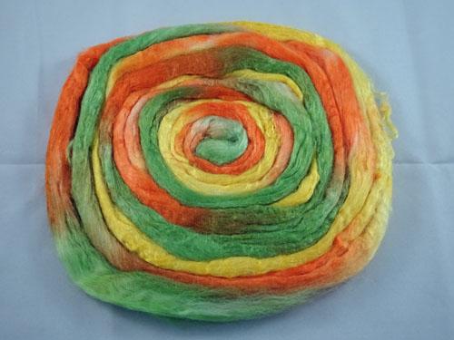 Citrus Tussah Silk