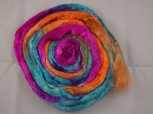 Dazzle Tussah Silk