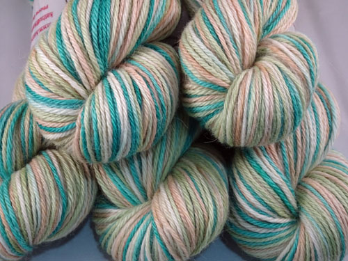 Everglades 8ply Alpaca Yarn