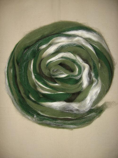 Celtic Merino/Silk Blend