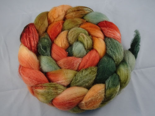 Kelleberrin Merino/Silk tops