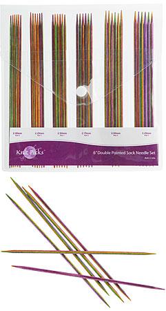 Knit Pro Symfonie Double Pointed Needle set