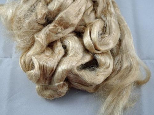 Tussah Silk Tops - Natural