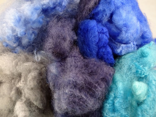Ocean Dyed Fleece