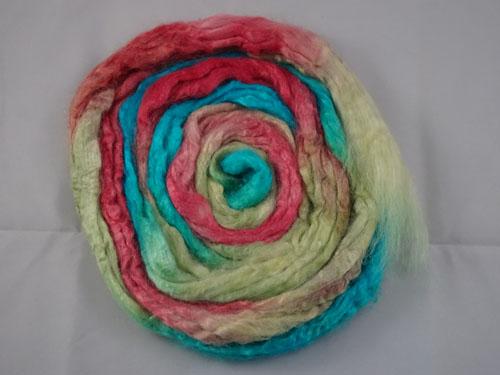 Opal Tussah Silk
