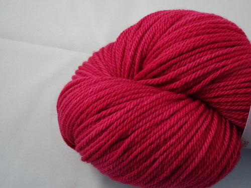 Sigrid 8ply White Gum Wool
