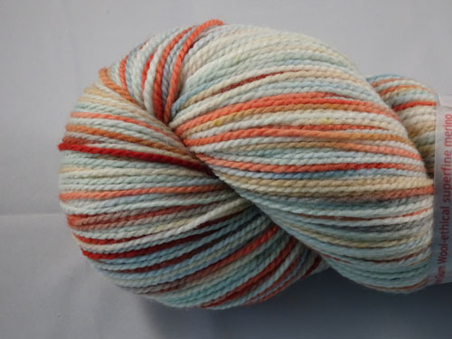 Sugared Almonds WGW 4ply Merino Yarn