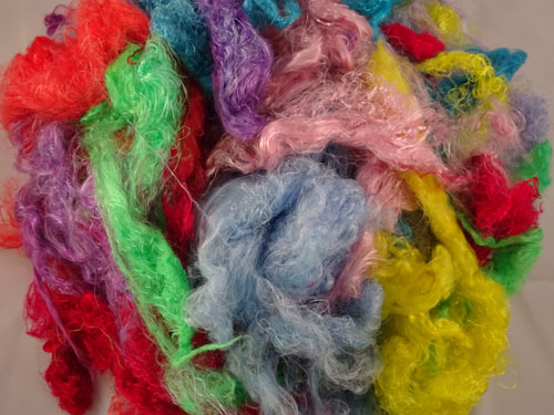 Banana Silk Threads-