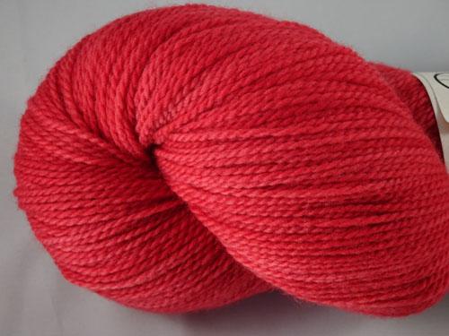 Red WGW 4ply Merino Yarn-