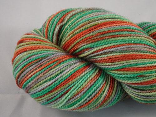 Galway Girl SW Merino/Nylon/Stellina sock yarn-