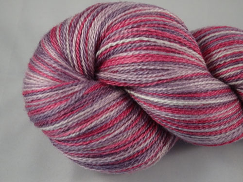Berries Galore Merino/Silk Laceweight Yarn-