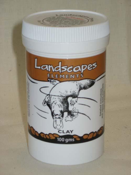 Clay Dye-