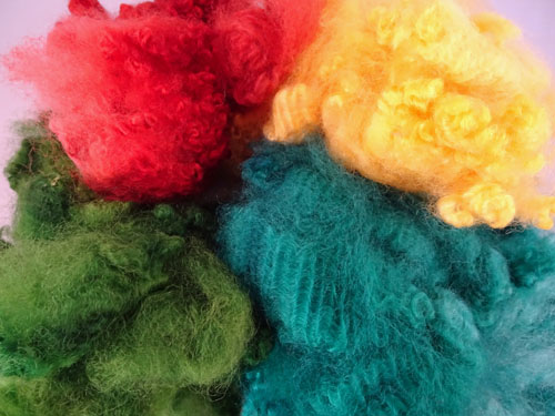 Australiana Dyed Fleece-