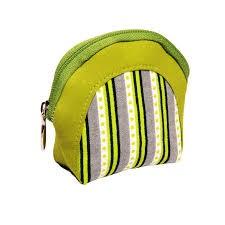 Greenery Stitch Marker Pouch-