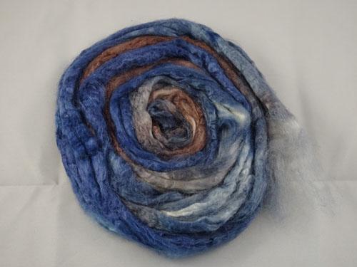 Heath Tussah Silk-