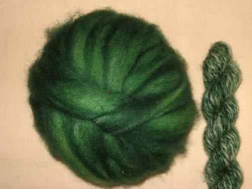 Greenstone Romney Ball-