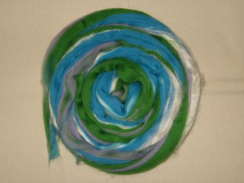 Domanique Merino/Silk Blend-